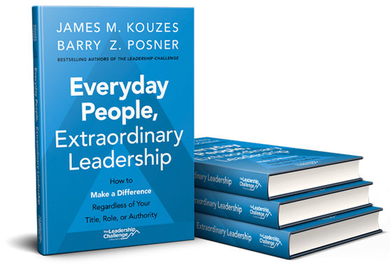 Book Titled: Everyday People, Extraordinary Leadership